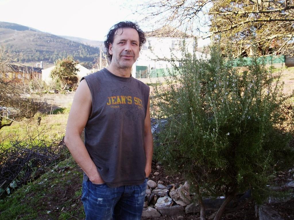 """Jaime Costas (""""Makoki""""), autor de la catalogación de palomares"""