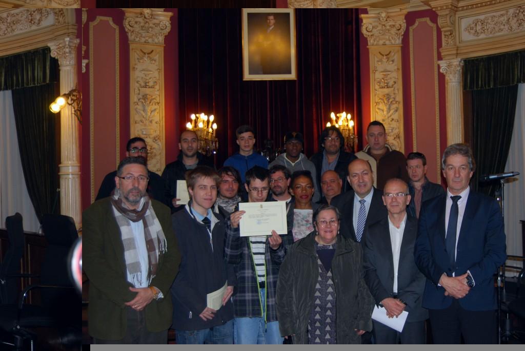 Diplomas Ourense