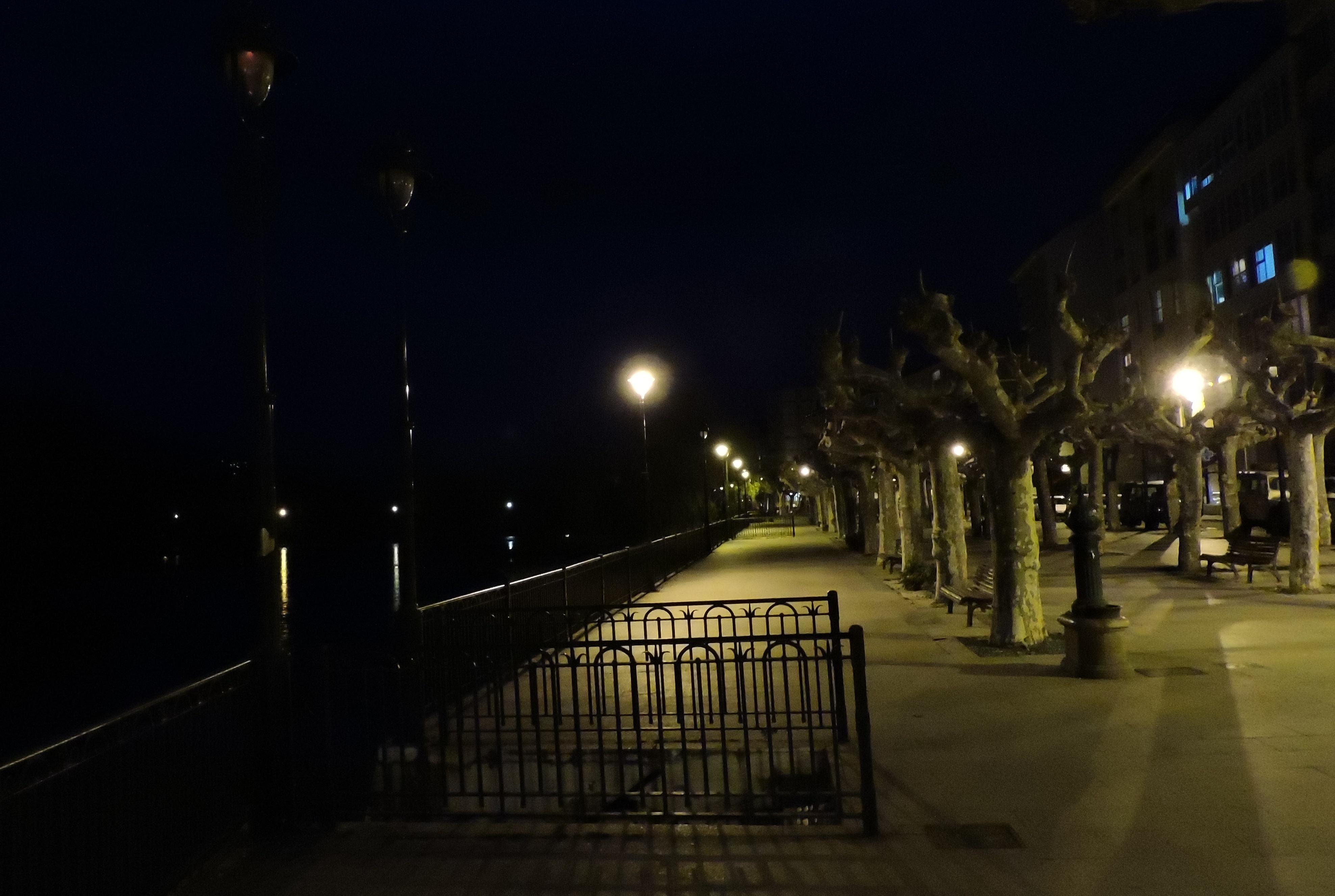 Foto Luces Malecón