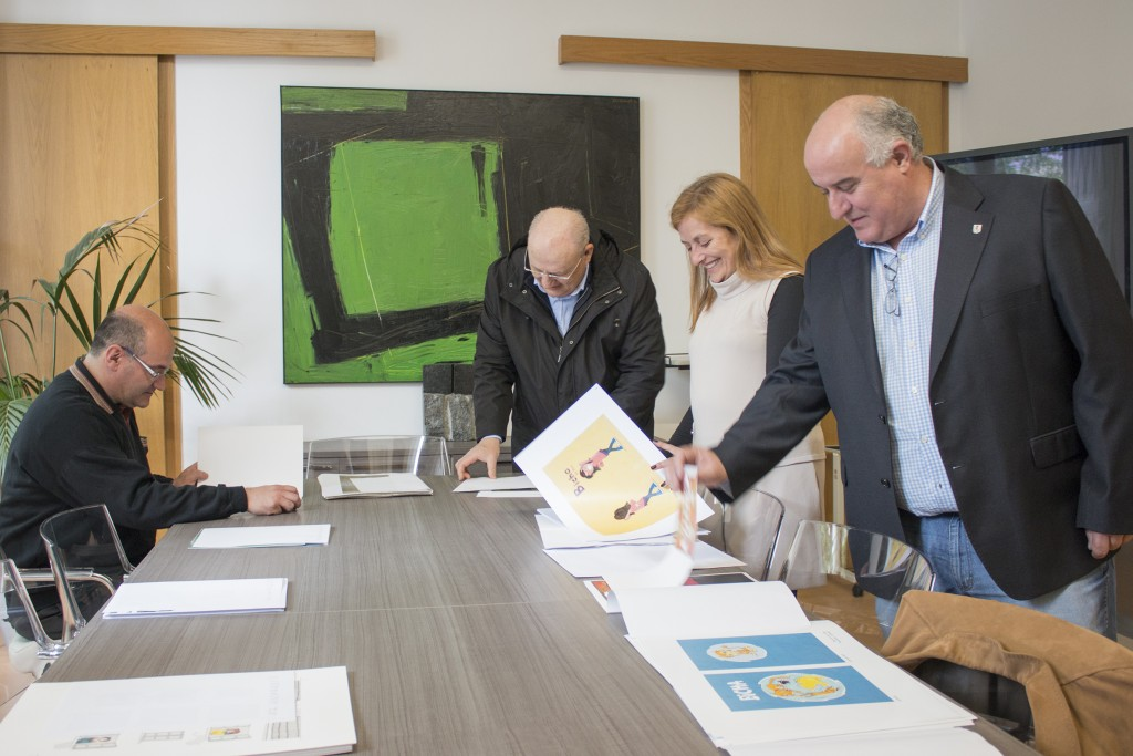 Xurado XII Premio Pura e Dora Vázquez de Ilustración