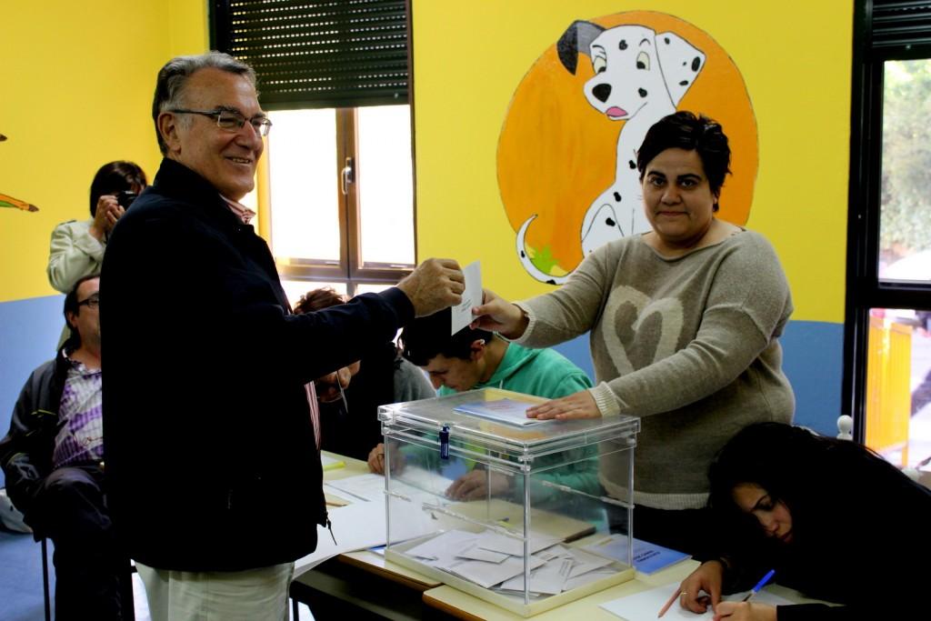Alfredo García candidato del PSdeG-PSOE