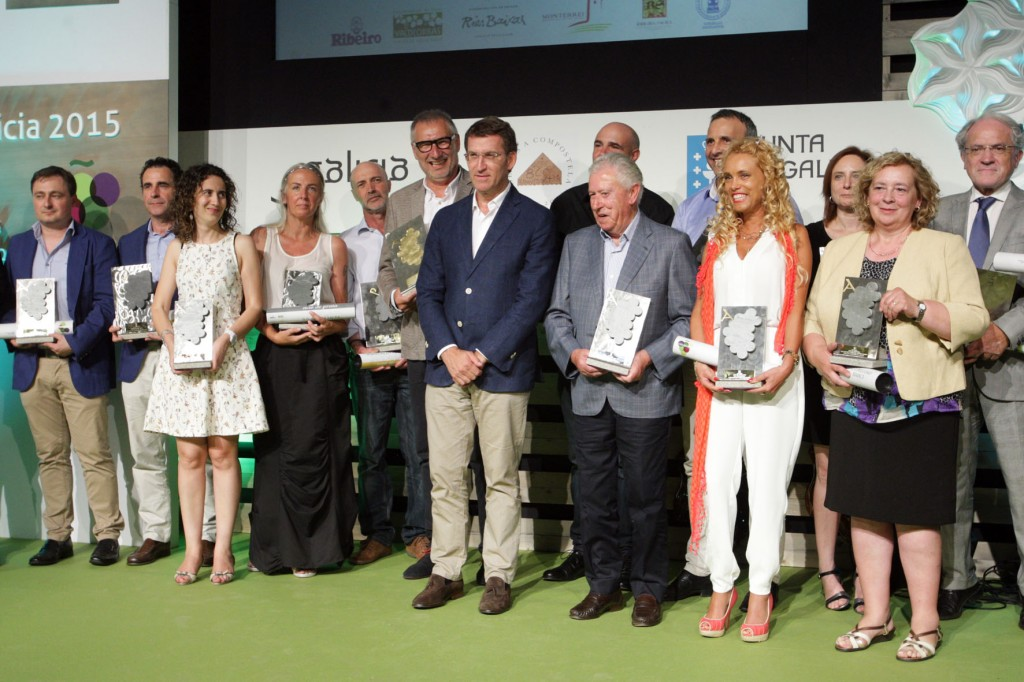O presidente da Xunta de Galicia, Alberto Nœ–ez Feij—o, participar‡ no acto de entrega de premios das Catas de Vi–os e Augardentes.