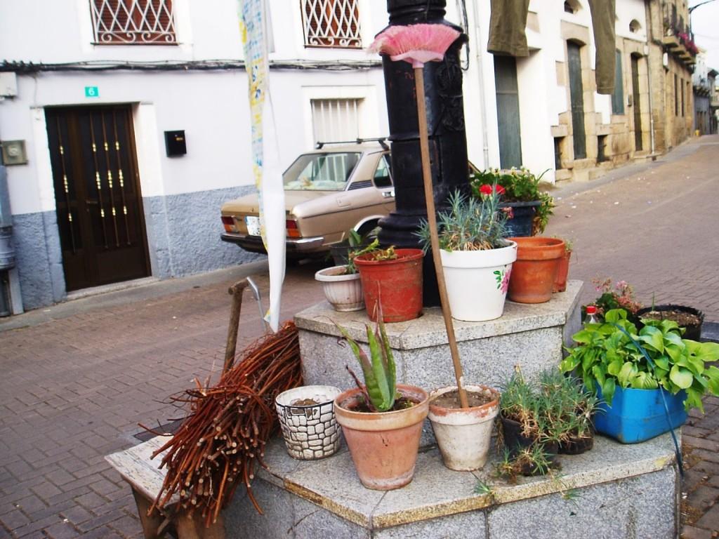 Plaza César Conti de A Rúa Vella