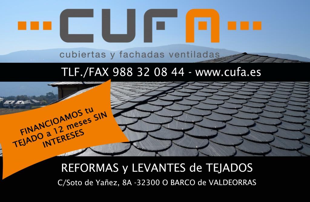 Cartel CUFA Arcos