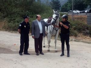 PN a cabalo contra incendios 1