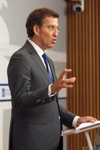 Alberto Nœ–ez Feij—o comparecer‡ en rolda de prensa para dar conta dos asuntos tratados na reuni—n do Consello.