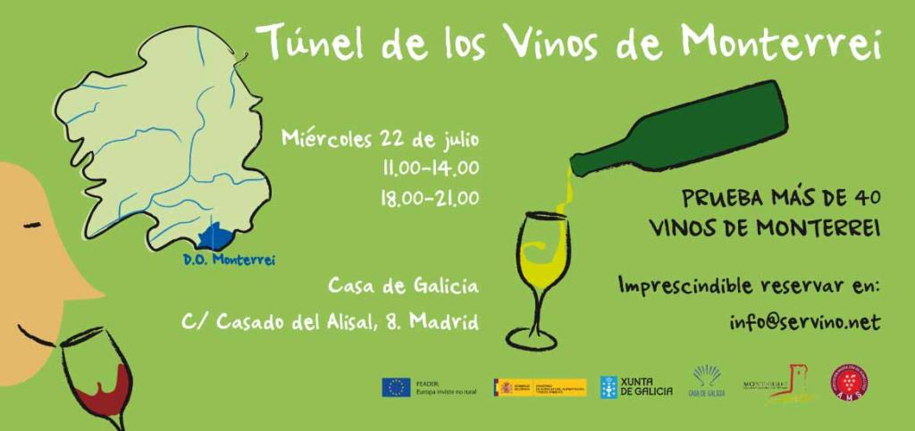 tunel vino monterrei