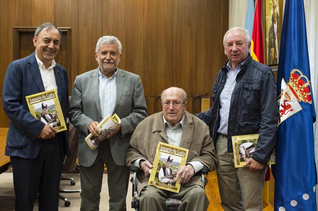 Deputación de Ourense - Presentación da 29 edición do Anuario da Gaita