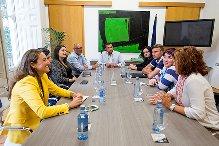 Reunión para a creación da delegación de ACOP en Galicia