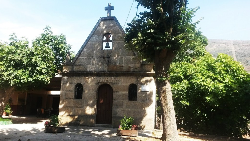 capilla san roque a rua
