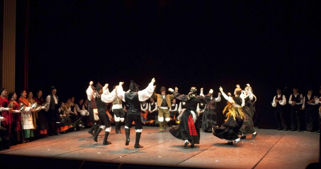 A Escola Provincial de Danza inicia o curso 2015-2016 o 5 de outubro