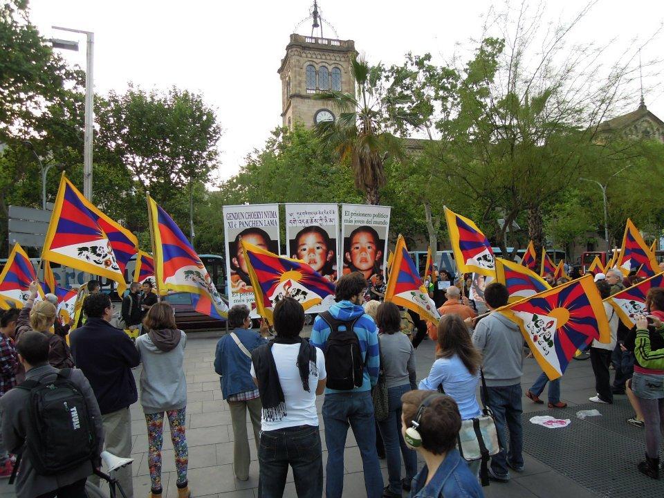 Casadel tibet en Barcelona