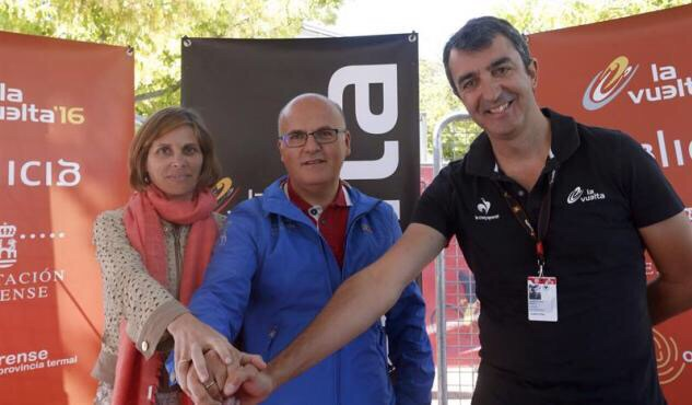 Nava Castro, Manuel Baltar e Javier Guillén