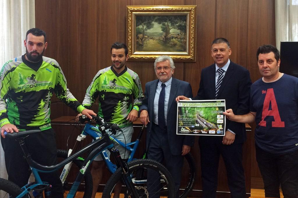 Presentación da VI  Parroira-Bike