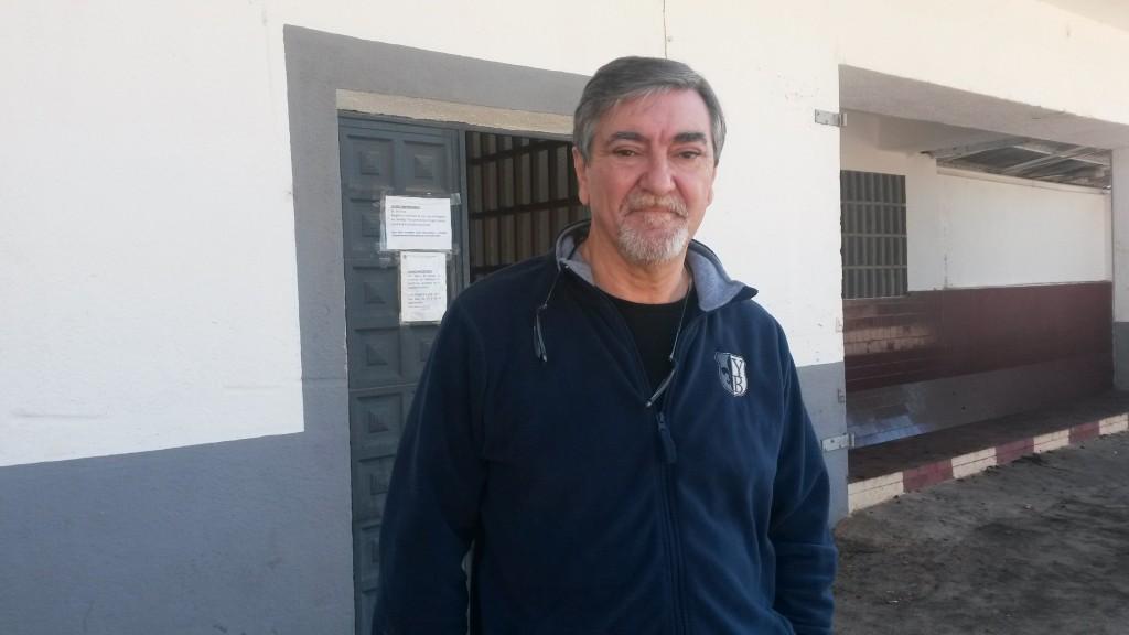 Alfredo Vázquez, director de la cooperativa O Barco