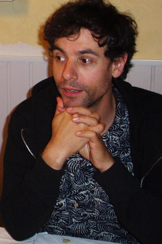 Iván Prieto, autor del cartel