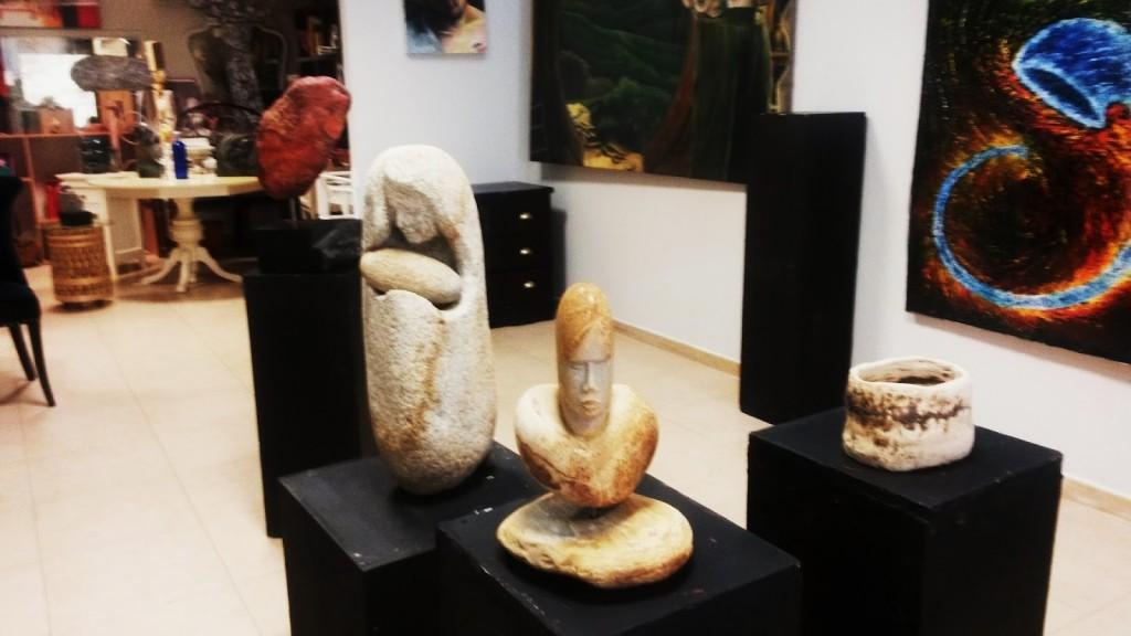laurarte exposición de arte