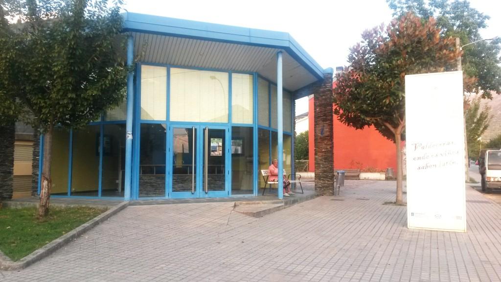 oficina de turismo de a rua