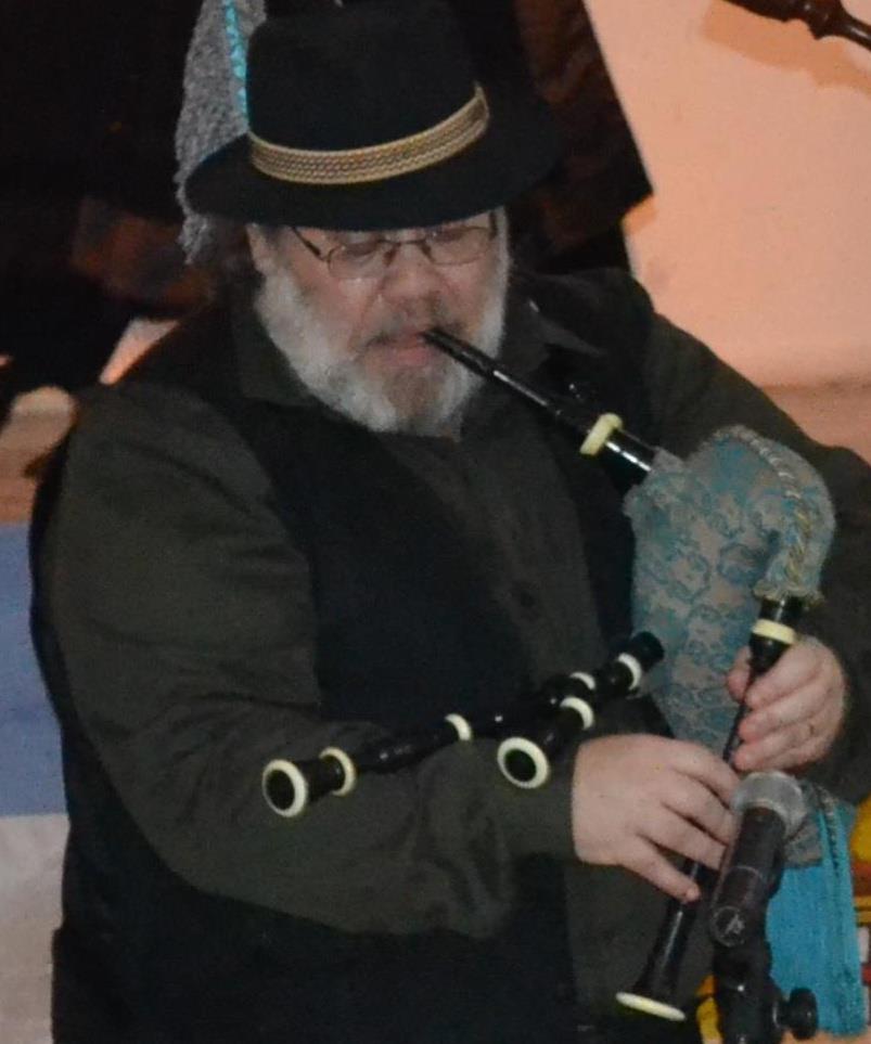 Daniel Pazos., Maestro Gaitero