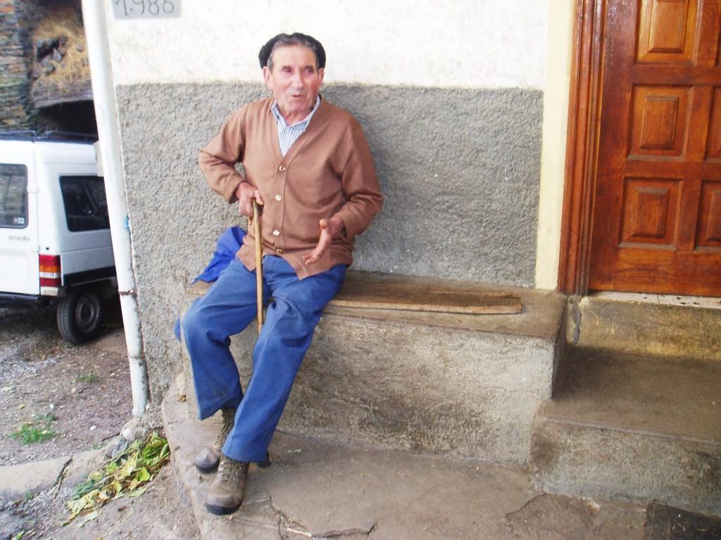 Perfecto Soto, pedáneo de Cernego