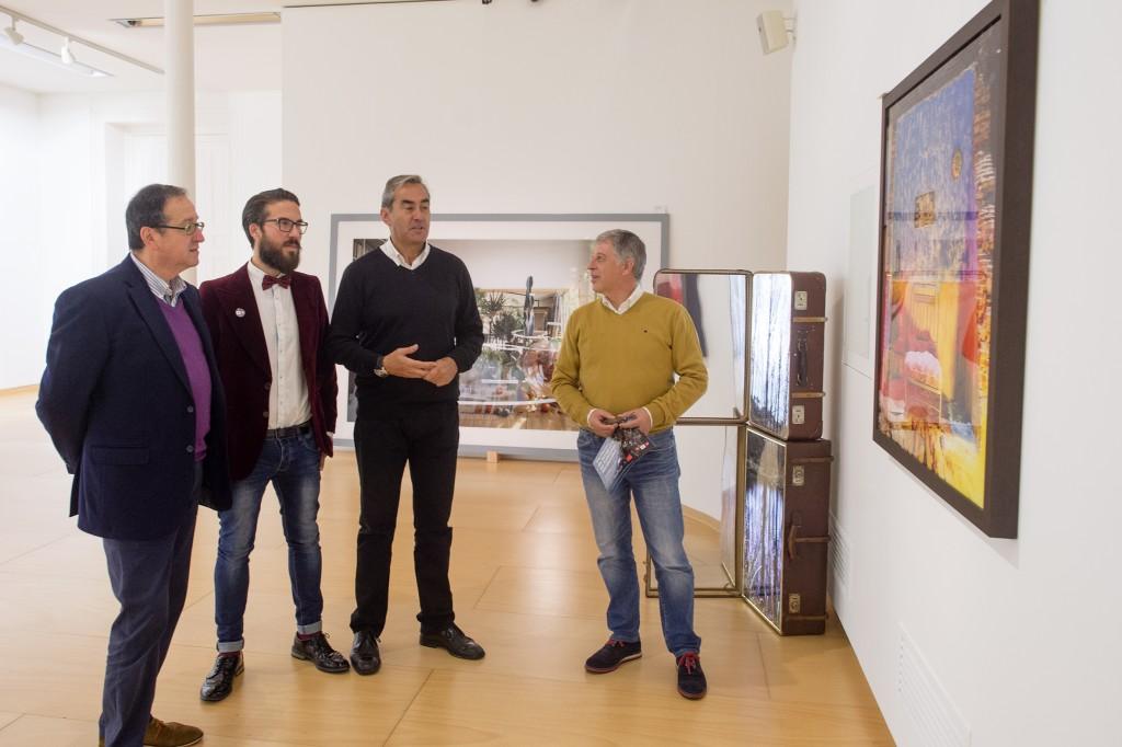 Presentación da exposición Periferias da fotografía na Colección Alcobendas