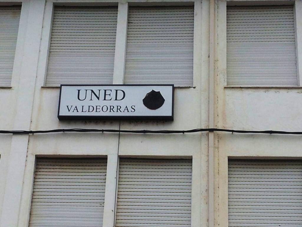 Uned de Valdeorras, en A Rúa