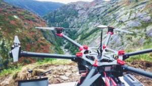 Dron Axencia Galega de Emerdronxencias