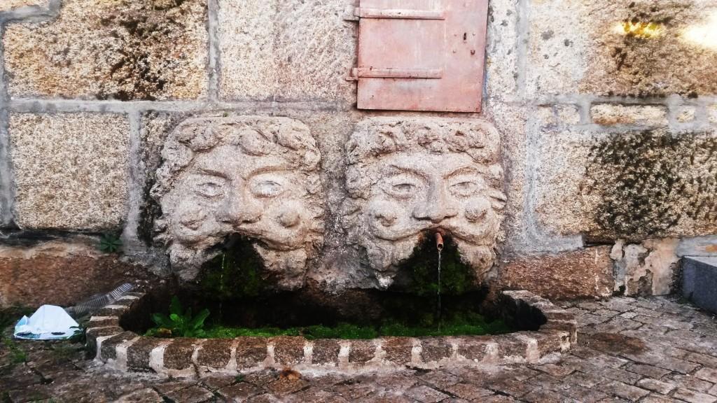 Fuente de agua de Vilela