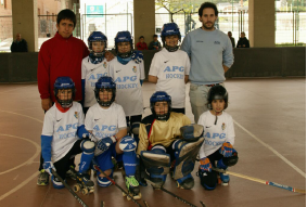 Equipo Bejamín