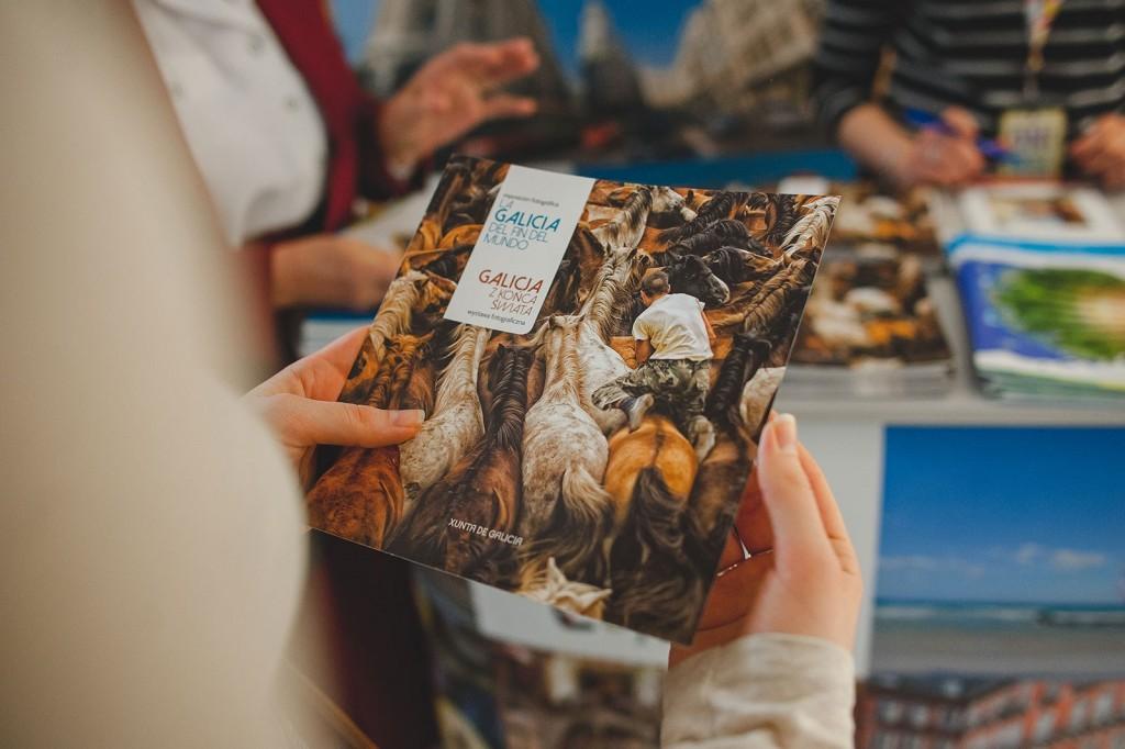 """Turismo de Galicia inaugura esta semana a exposición fotográfica """"A Galicia do fin do mundo"""" que ata o vindeiro 22 de novembro se poderá ver na Sala de Exposicións do Instituto Cervantes da capital rusa, Moscú"""