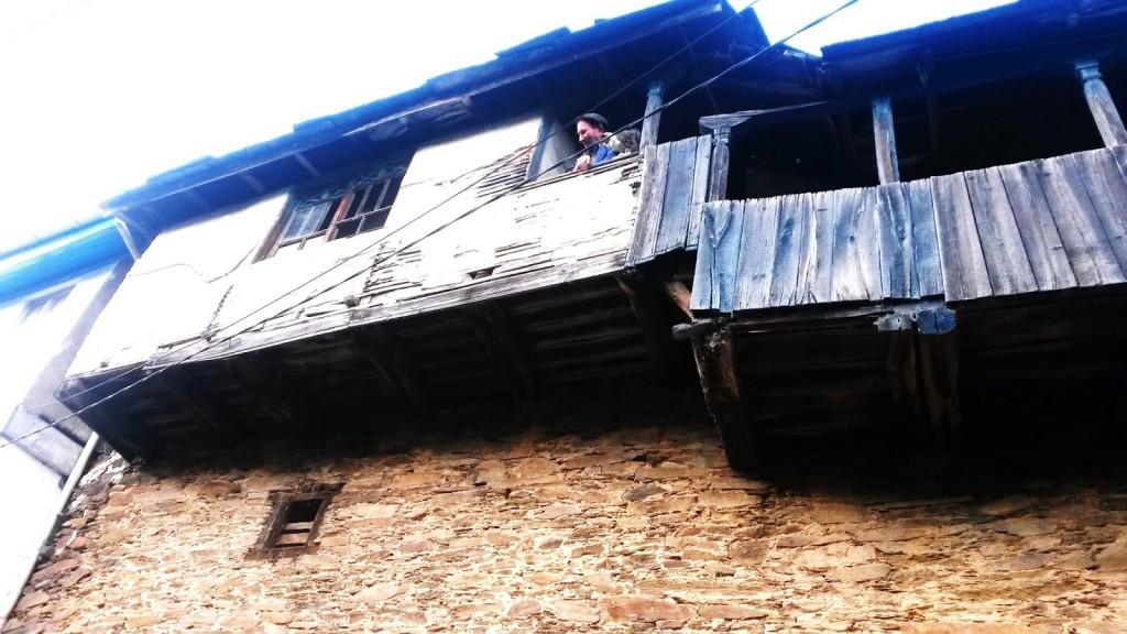 Casa típica de Cernego