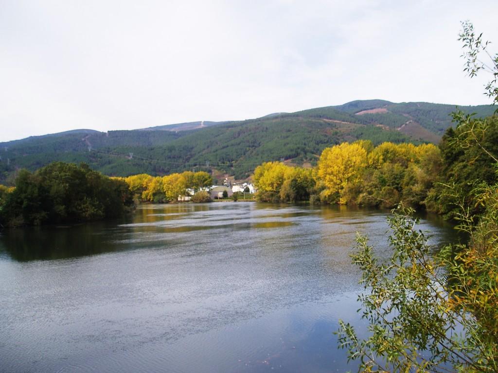 Río Sil en Vilamartín