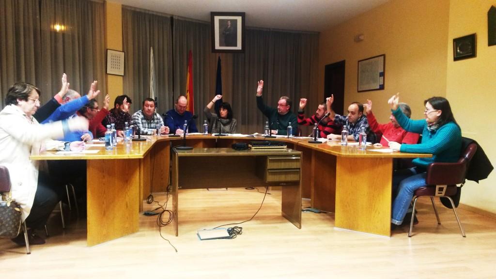 Votación por unanimidad del plan urbanístico de A Rúa