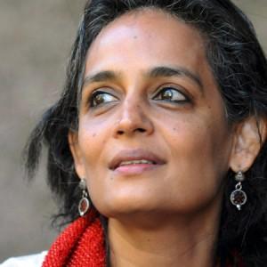 Arundhati Roy. Foto cortesia de Capitán Swing