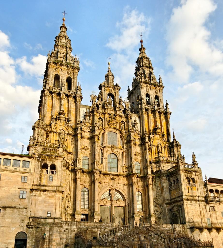 Catedral de Santiago. Autoría: Dan Cotfas