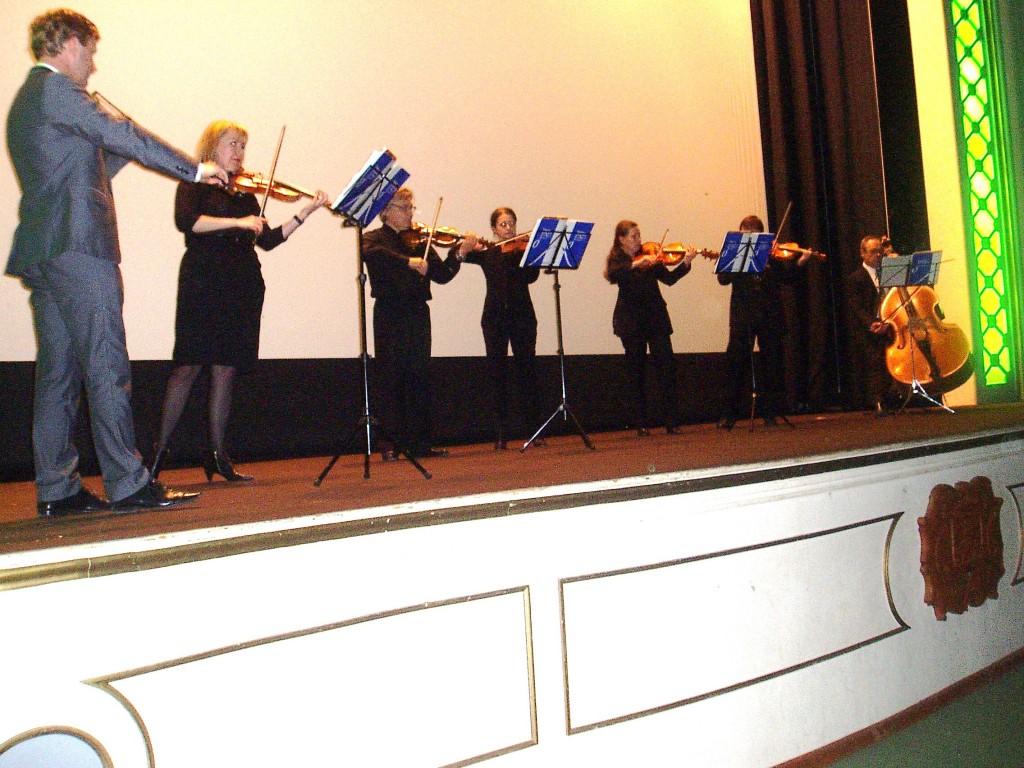 Concierto de Mijail Moriatov