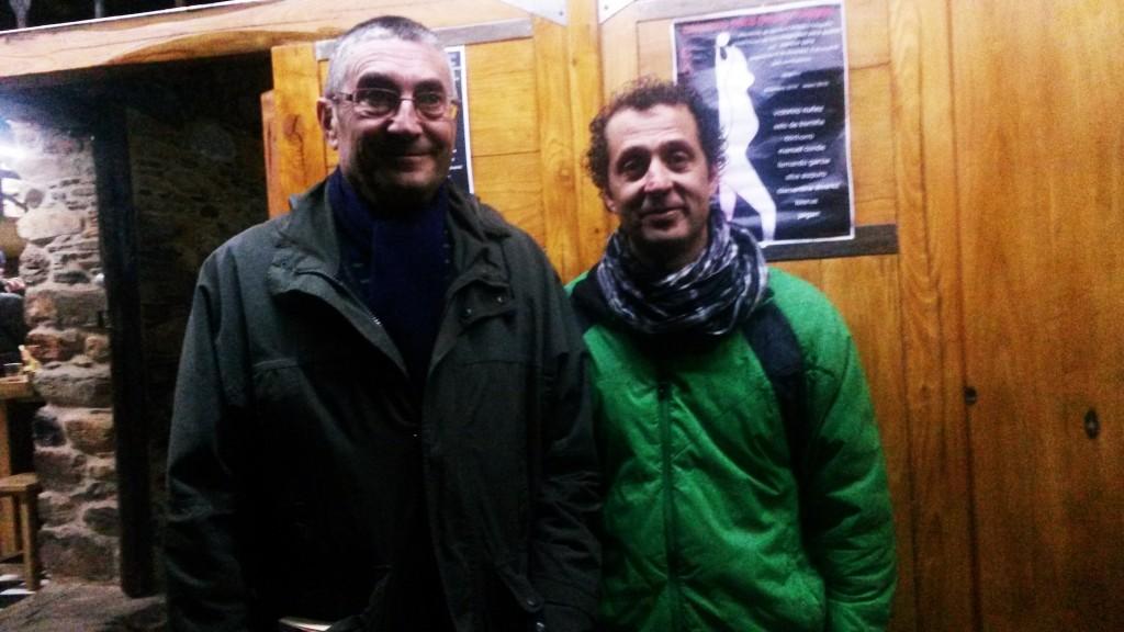 Victorino Núñez y Manuel Conde