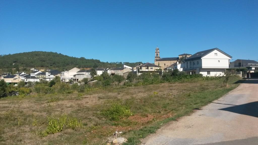 Vista de Larouco