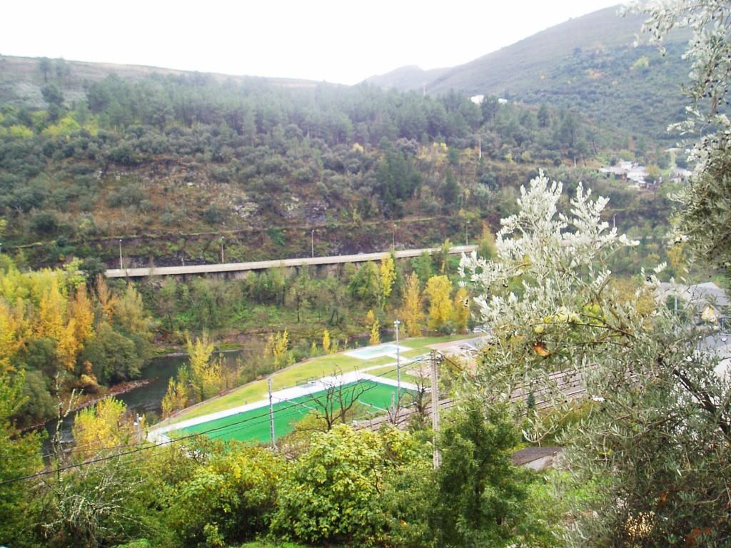 Vista desde el mirador de Oliveiras