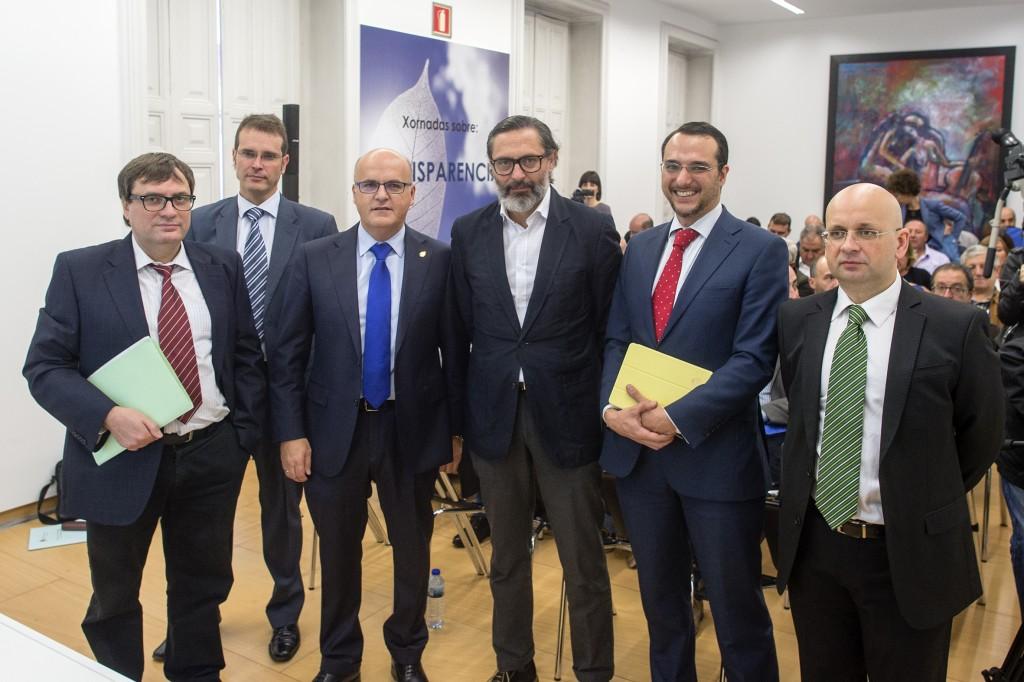 Xornada sobre Liderado político, promovida pola Deputación de Ourense