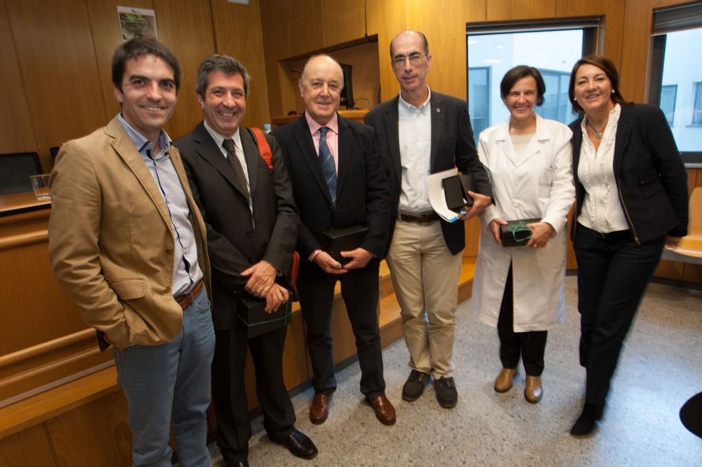 El conselleiro de Sanidad participó ayer en la celebración del 30ª aniversario de la Asociación Gallega de Fibrosis Quística  Autor: Ana Varela