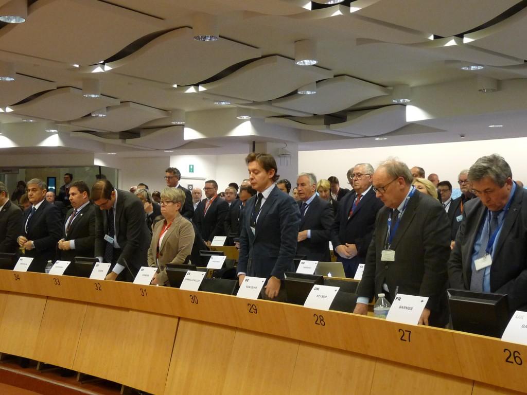 El director general de Relaciones Exteriores y con la UE, Jesús Gamallo, participó ayer en Bruselas en la sexta y última reunión del año de la comisión de Ciudadanía, Gobernanza y Asuntos Institucionales y Exteriores