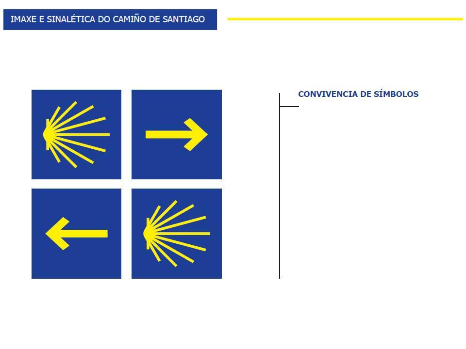 Turismo de Galicia modifica el manual de señalización turística de Galicia para regular la imagen del Camino de Santiago