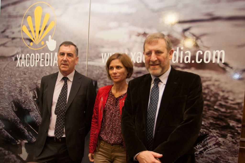 La directora de Turismo de Galicia, Nava Castro, presentó Xacopedia  Autor: Ana Varela