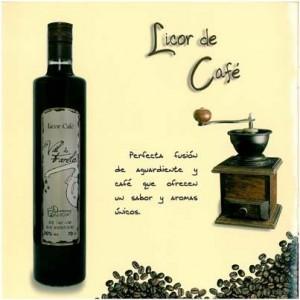 Licor Café Val de Farelo, mencionado en el artículo