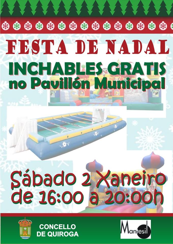 Cartel Hinchables