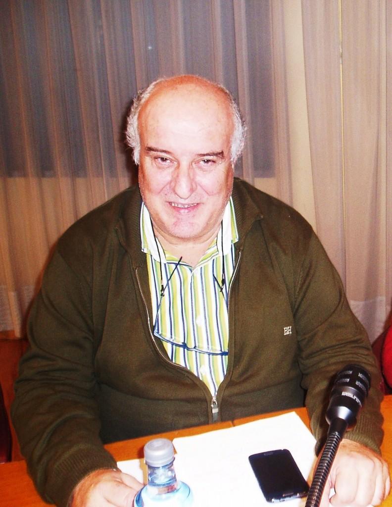 Avelino García Ferradal, portavoz del PP
