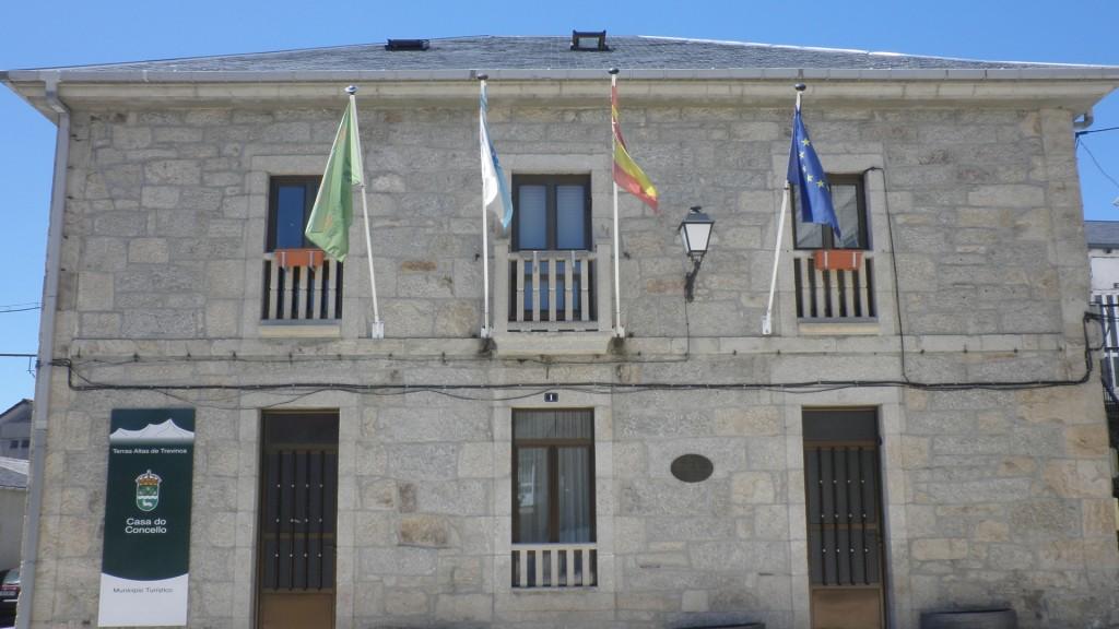Casa do Concello da Veiga
