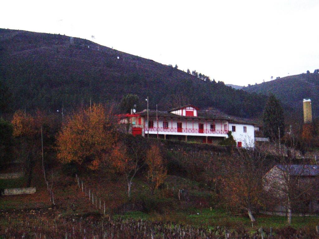 Casa César Conti de O Bouzo