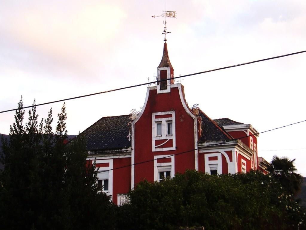 Casa colonial de A Rúa